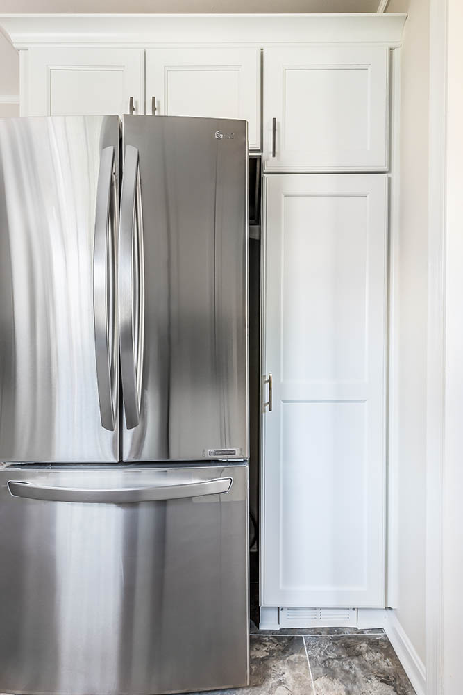 Del Rey kitchen fridge - Del Rey